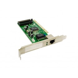 NILOX - Scheda di Rete PCI-E 10/100/1000 Mbps