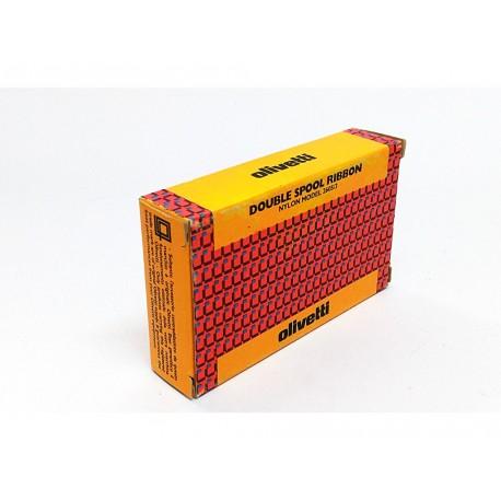 OLIVETTI - Double Spool Ribbon nylon model 2605/3