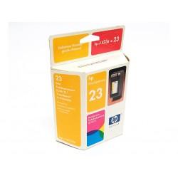 HP - Cartuccia a getto d'inchiostro C1823DE Ciano/Magenta/Giallo