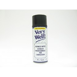 Bomboletta VeroSpray Very Well 1560 Trasparente Opaco 400ml