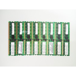 8GB DDR2 PC2-3200 ECC Registered RAM Kit (8x1Gb)