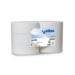 Celtex - Confezione 6 Rotoli Carta Igienica Max Jumbo 2Veli 320MT
