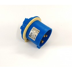 Rosi 1061 - Spina Mobile Diretta 32A - 2P+T - 200/250V - 50/60Hz - IP67