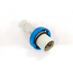 Ilme PEW1663SV - Spina Mobile Industriale 16A - 2P+T - 200/250V - IP67