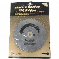 Black e Decker A7801 - Lama per Sega Circolare 209mm Z36
