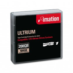 Imation 41089 - LTO-1 Ultrium Data Cartdridge 100/200GB
