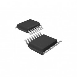 AS1109 - Constant-Current SMD/SMT 8-Bit LED Driver with Diagnostics