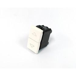 Bticino AM5037 - Doppio Pulsante Interbloccato MATIX 10A 250V