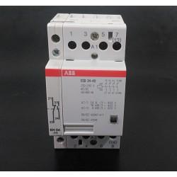 ABB ESB24-40 - Contatore di Installazione 230-240V + Ausiliario EH04-11