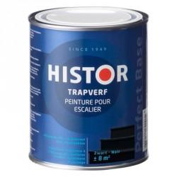 HISTOR Trapverf - Vernice Speciale per Scale NERO 750ml