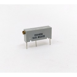 BI 89XHR5K - Multiturn Cermet Trimmer 5K 10% 0.75W THT