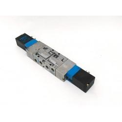 FESTO JMVH-5-1/8-B-VI - Doppio Elettrovalvola Serie W702 Mat. Nr. 110512