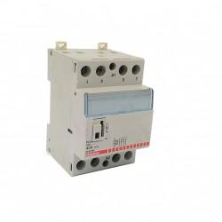 Bticino FC4A4/230N - Contatore Quadripolare Guida DIN 4No 400V 40A Bobina 230V