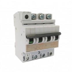 Bticino E83N/25 - Interruttore Automatico Magnetotermico 25A 380V