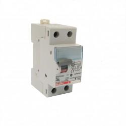 Bticino G723/25AC - Interruttore Magnetotermico Differenziale Tipo AC 2P 25A 230V