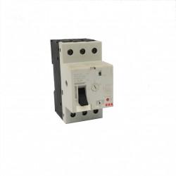 Bticino MS32/6 - Salvamotore Magnetotermico 3P 2.5 Moduli DIN 690V 50/60Hz 4-6.5A