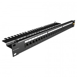 Brand-Rex - Patch Panel Pre-Caricato Cat6+ 24 Porte
