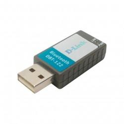 D-LINK - Adattatore, DBT-122 Bluetooth USB Wireless
