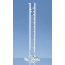 BLAUBRAND - Cilindro Graduato, Vetro Borosilicato 100:1ml In20°C