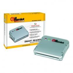 Hamlet HUSCR2 - Lettore USB di Smart Card e SIM Card