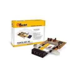 Hamlet HBAY32PCI - Adattatore PCI per PCMCIA BAY 32Bit