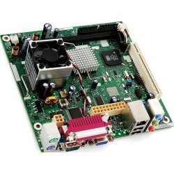 INTEL D201GLY - Scheda Madre e210880 con RAM 1GB DDR2- NO HDD