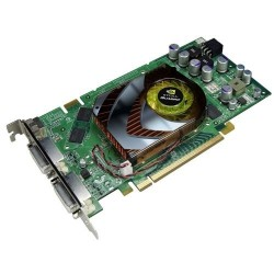 HP 412834-001 - nVidia Quadro FX 1500 Scheda Video DUAL-DVI PCI-E 256Mb