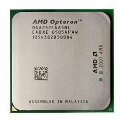 AMD OSA252FAA5BL - CPU Opteron 2.6GHz Socket 940 L2 1MB