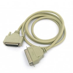 APC 1602 - Cavo Parallelo Bidirezionale DB25 - Centronics - 2M