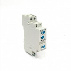 FINDER 80.01.0.240 - Relè Temporizzatore Modulare Multifunzione 16A 250V