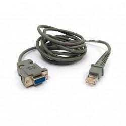 Datalogic CAB323 - Cavo Liscio CAB323 - 2Mt