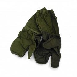 Esercito Olandese - Guanto Militare Lungo con Palmare in Pelle Tg12