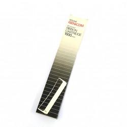GENICOM 1020 - Ribbon Cartridge 1000 Series - 1020 Matrix Printer - Nero