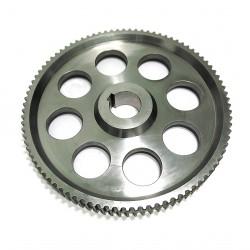 CNC 3D - Ingranaggio Ruota Dentata in Acciaio - 220mm