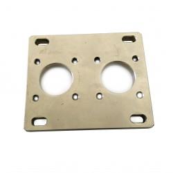 CNC 3D - Flangia per Motore 120x144x12mm