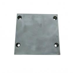 CNC 3D - Base in Alluminio 140x143x15mm