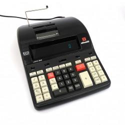 OLIVETTI LOGOS 912- Calcolatrice Scrivente Professionale LOGOS 912 ECO Friendly