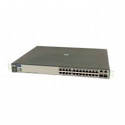 HP J4900A - Procurve Switch 2626 24 Porte 10/100 + 2 Porte Mini GBIC W/Rack Mount