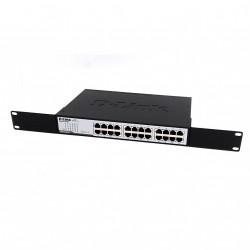 D-LINK EGS1024DE - Gigabit Ethernet Switch DGS-1024D 24 Port 10/10Mbit/s W/Rack Mount 1U