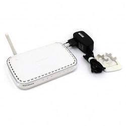 NETGEAR WN604 - Wireless N150 Access Point 4 Port + Alimentatore