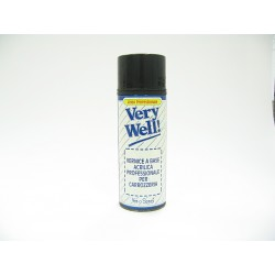 Bomboletta VeroSpray Very Well RAL 7001 Grigio 400ml
