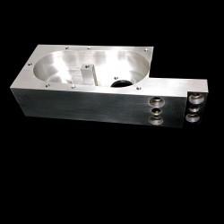 CNC 3D - Flangia per Motore 88x219x50mm