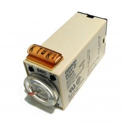 OMRON H3Y - Relè a tempo 0-10s 24VDC 5A 250VAC