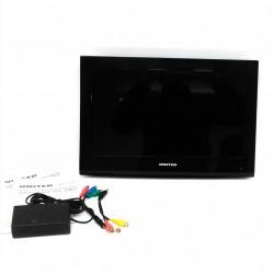 UNITED 2843A - Televisore 15.6 Pollici LED-DVB-T LED16x12 - Nero