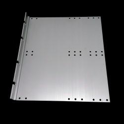 CNC 3D - Staffa per Armadio Rack Universale 266x237x3mm