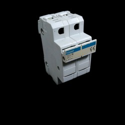 HAGER L512 - Portafusibile 2-Pole 10.3x38mm 32A 500V