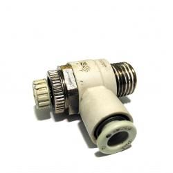 SMC AS2201F - Raccordi Pneumatici a L 6mm 1/4