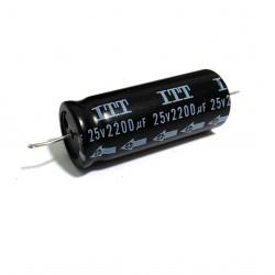 ITT - Condensatore Elettrolitico 2200uF 25V