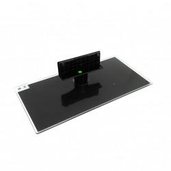 Supporto Base Rotante Rettangolare in Vetro per Monitor - 44x23cm