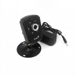 GENIUS SECURE300R - Telecamera/Videocamera IP con 6 LED Infrarossi MJPEG 640x480